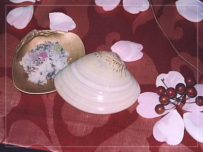 桜の香り花びら